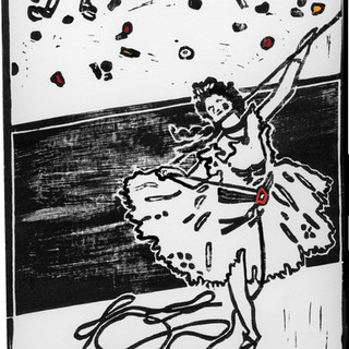 Ballet Belay (by Boof-Ink)