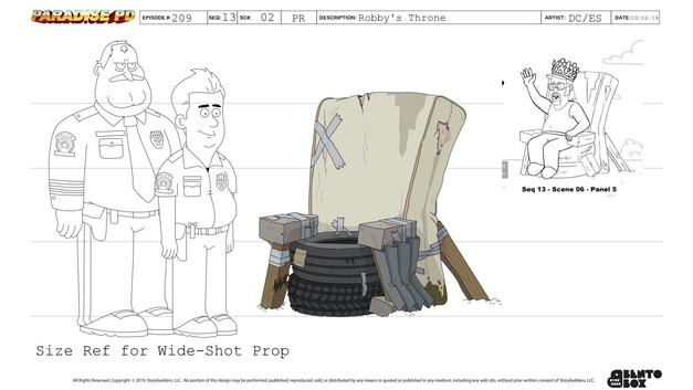Props (Color Only)