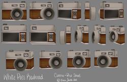 Camera Prop Sheet