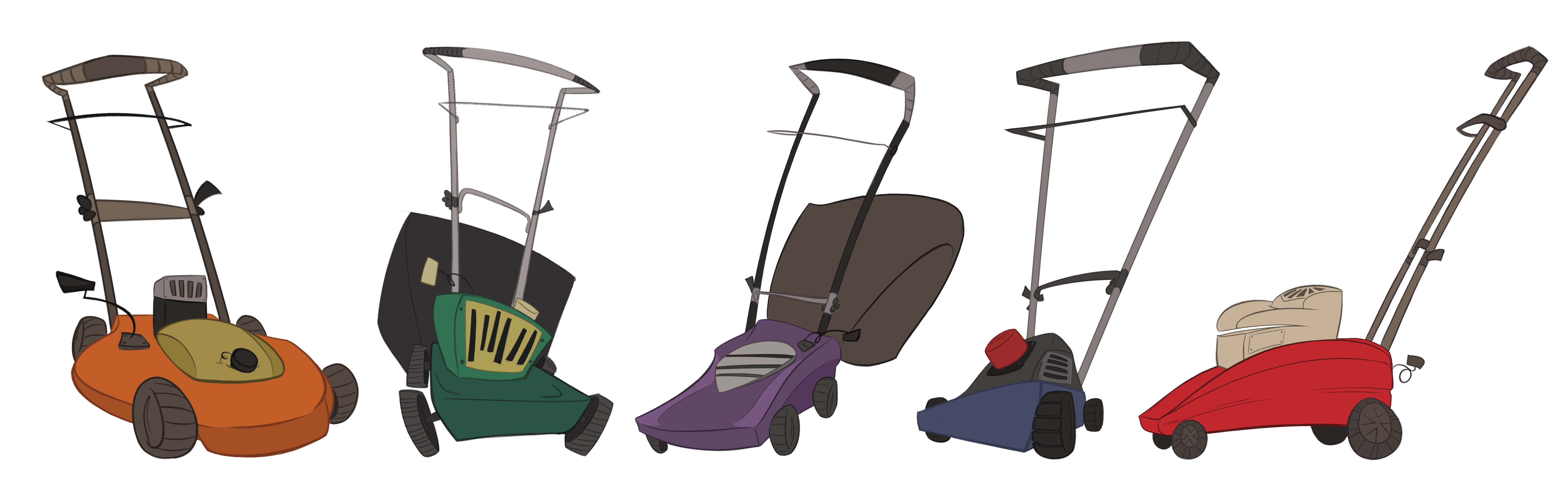Lawnmower Concepts
