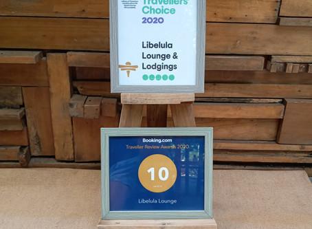 Libélula Lounge es el Ganador del Premio!