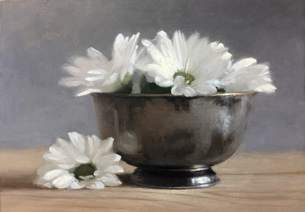 Daisies -- SOLD
