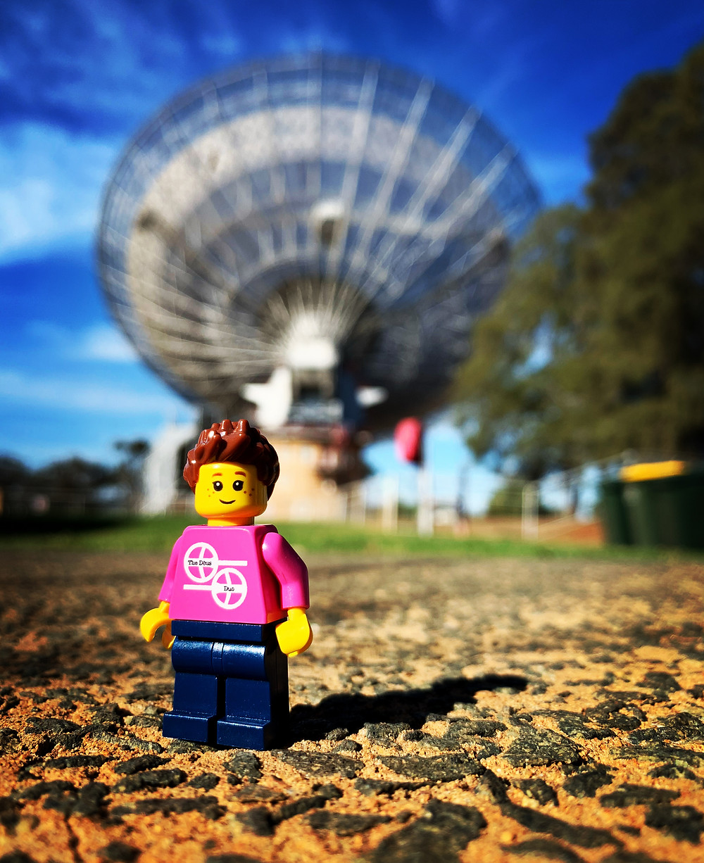 Sigfig and the dish