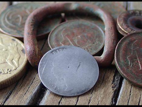 1800s silver