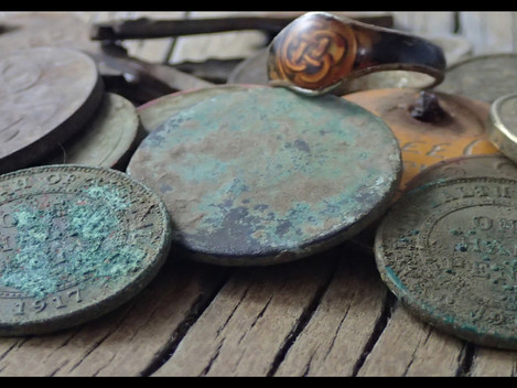 Early 1800s and 1900s Coppers