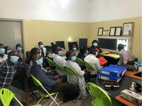 Next steps for Radiologists at Komfo Anokye Teaching Hospital in Ghana