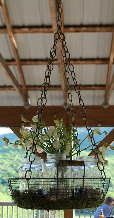 cocktail chandelier