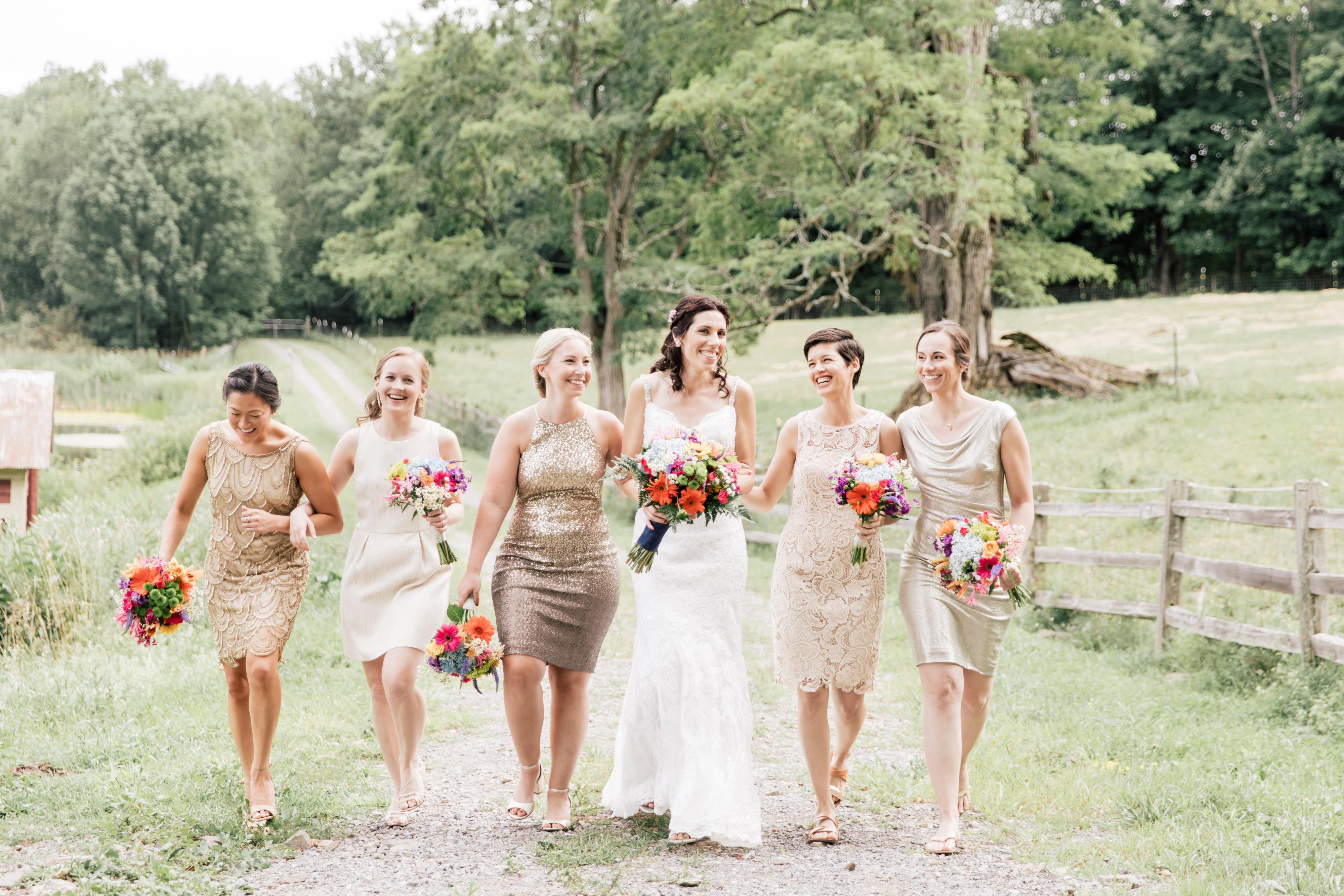 Allison & Bridesmaids-0507