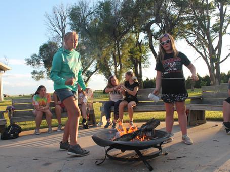 Camp's Impact Reaches Far Beyond the Gate