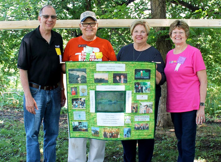 David & Karen Coker Endowed Campership Fund Established