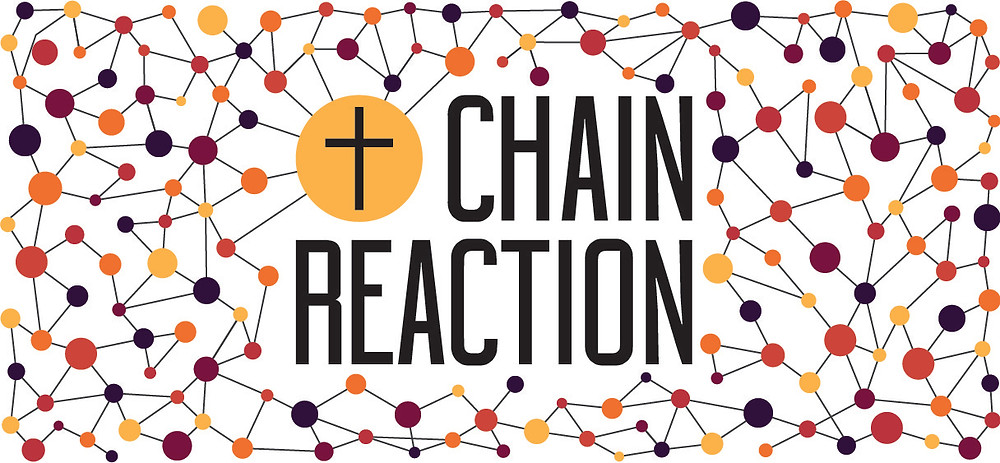 The 2019 summer camp theme is Chain Reaction based on 1 John 4:11