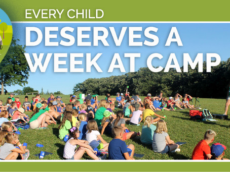Every Child Deserves a Week at Camp