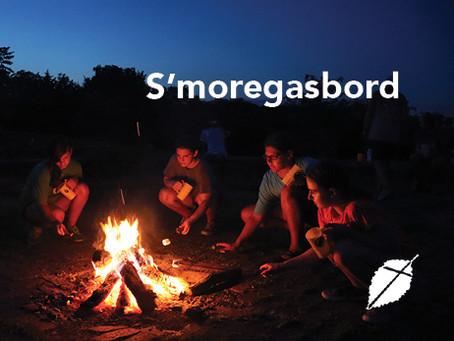 Family S'moregasbord Campfire
