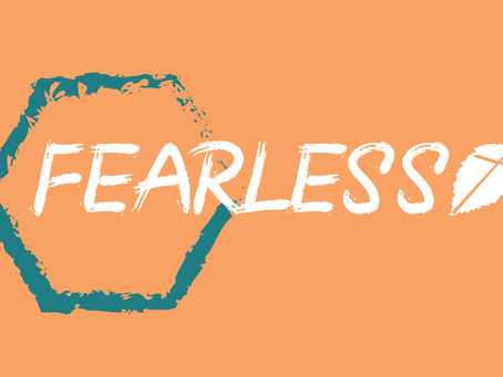 2021 Summer Camp Theme...FEARLESS