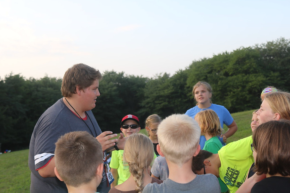 This will be Jesse Christensen's fourth year on NLOM's Summer Ministry Team.