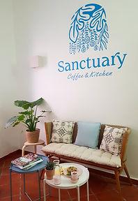 Sanctuary - Coffee & Kitchen