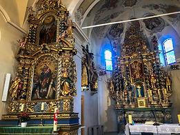 Niederwald église  sculpture baroque_452