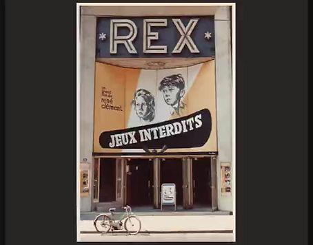 Les films au Ciné REX au fil des ans