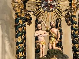 Niederwald église  sculpture baroque_453