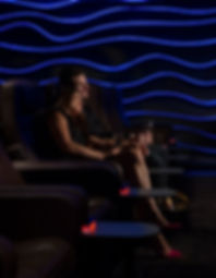 Ciné 17, une salle Exclusive Cinemas