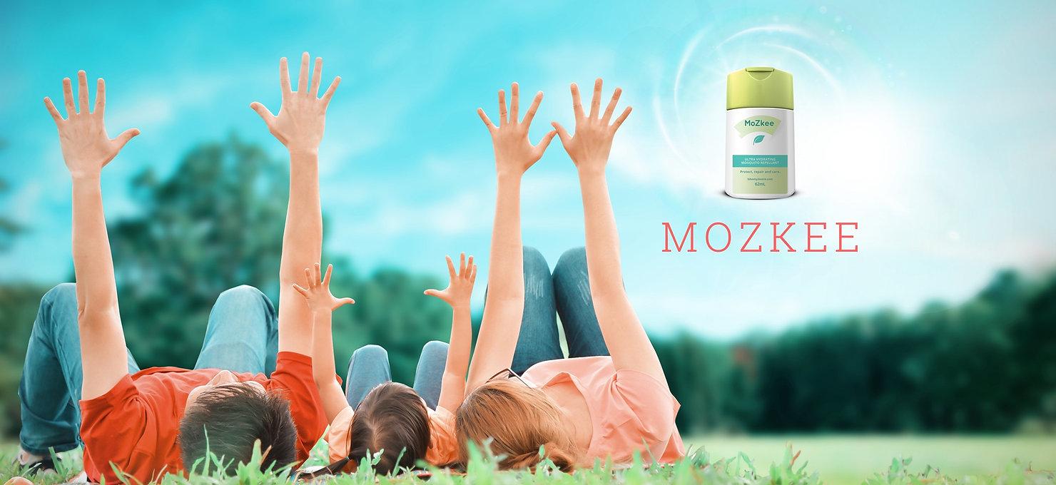 MozKee, mosquito repellent, mosquito protect, Myzkeene