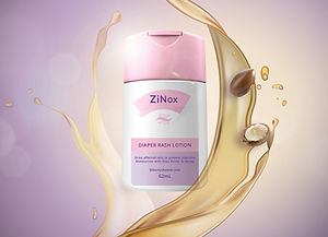 Zinox, diaper rash, diaper wound healing, BIBO, Myzkeene