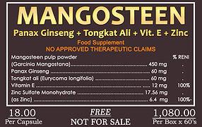 Mangosteen, Mangoz-T, BIBO, Myzkeene