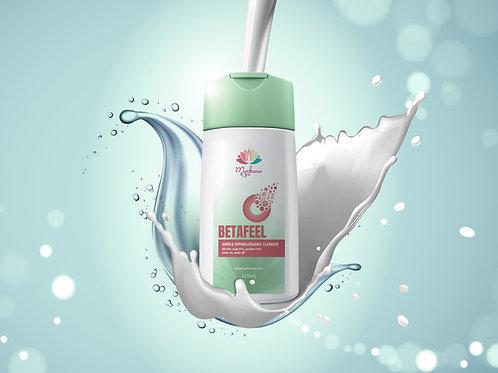 BETAFEEL Gentle Hypoallergenic Cleanser (125 ml)