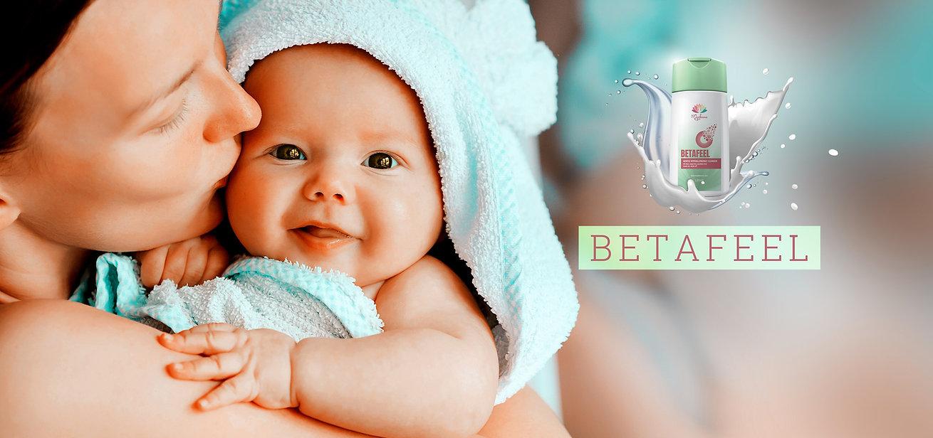 betafeel, ultra hydrating, hypoallergenic liquid cleanser, myzkeene