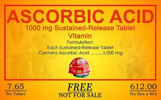 Ascorbic Acid, Bibo Myzkeene