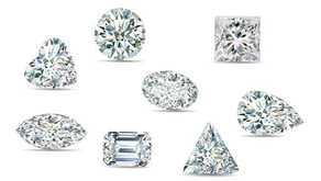What is the Most Expensive Diamond Shape? Which Diamond Shape is the best?