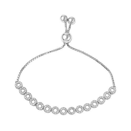 Bubble Bolo Bracelet
