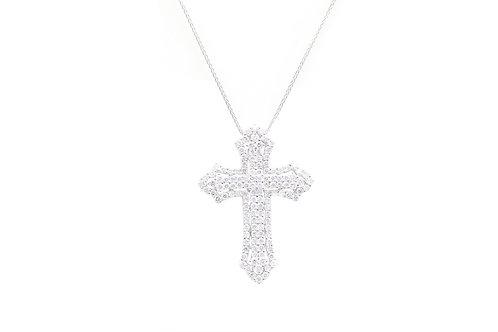 Multi-Row Diamond Cross