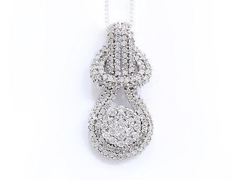 Fashion Pave Necklace