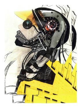 Cyborg Vizor