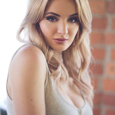 Photography: Matt Barnes Photography  Model: Sylvia Gold  Makeup: Amie Lyver