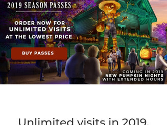 Silver Dollar City Season Pass and Traffic Free access from Marina Inn Branson.