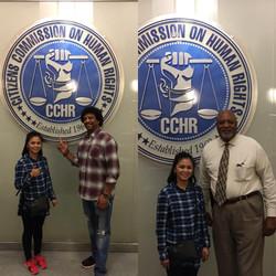 fieldtrip at CCHR