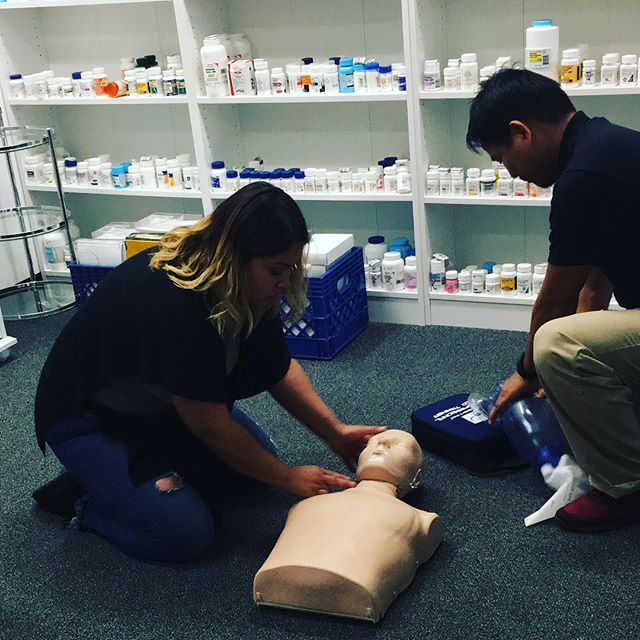We care about saving lives, If your looking for fun, informative CPR training, NBCI College is a pla