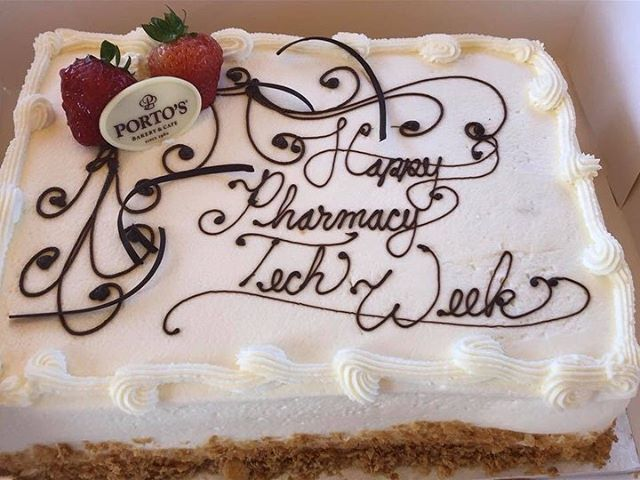 Happy Pharmacy Technician to all our stu