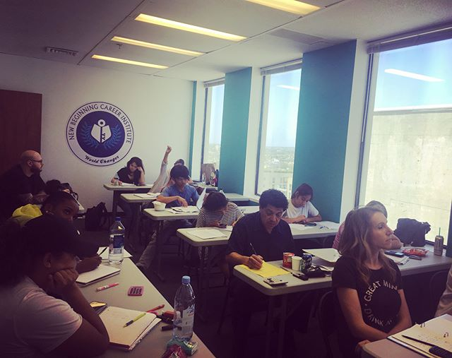 If you want fast, informative and fun PTCB review class New Beginning Career Institute is here to he