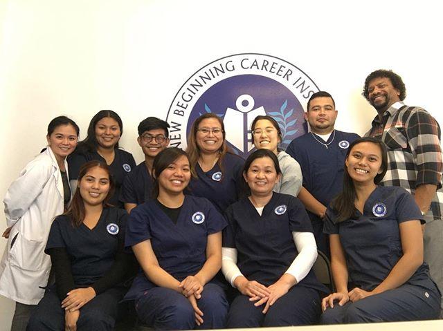 Meet our new enrollees, future 2019 Regi