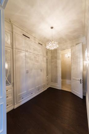 Large White Walk in Closet