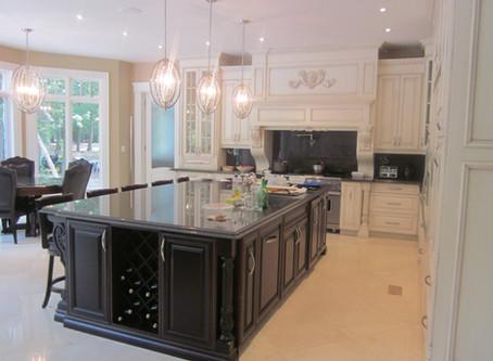 Toronto Custom Kitchen Cabinets