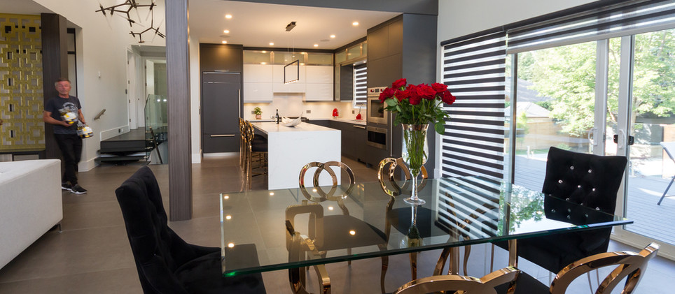Modern Toronto Home