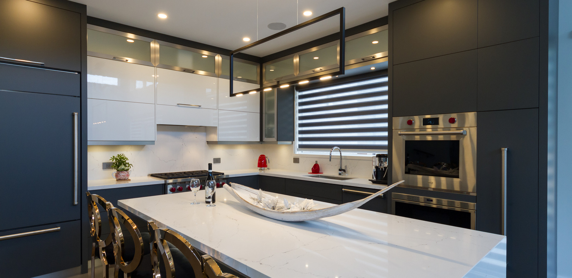 Grey Kitchen