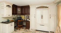 Office Space in Kitchen