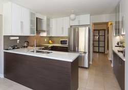 Mississauga Modern Kitchen