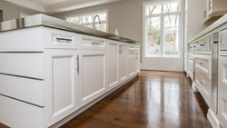 White Shaker Vancouver Style Panels