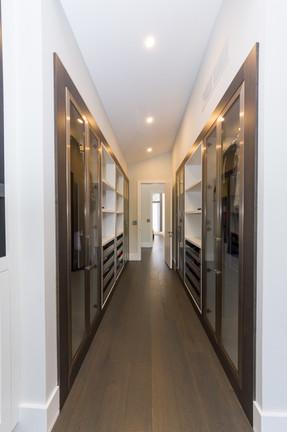 Full View of Walk in Closet